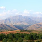 The South sentinel of the Amphitheater, Drakensberg