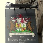 Foto Bay Invercauld Arms Hotel