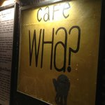 Photo de Cafe Wha?