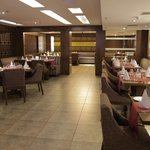 PunChin - A blend of two cuisines restaurant.