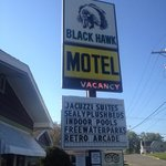 Black Hawk Motel Foto