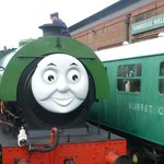 This train was called Ugly and took us from Eridge to Tunbridge Wells West & Back