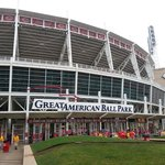 Great American Ball Park enterance