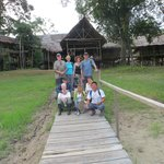 Foto de Amazonia Expeditions' Tahuayo Lodge