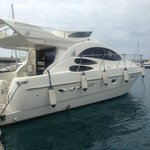 Our Luxury Motor Boat
