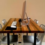 Enjoy our business center with two PCs and a Mac
