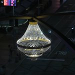 Cleveland's iconic chandelier