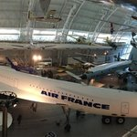 My panorama iPhone feature bent the Concorde!