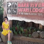 Mara River Safari Lodge Foto