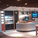 Starbucks / bar