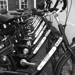 The Dylan Amsterdam Bikes!