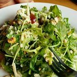 Best salad of my life, hands down. The Staff Meal Salad -- even the staff there agree!