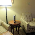 Comfortable Sitting Area, Best Western Plus Oak Hotel, San Luis Obispo, Ca