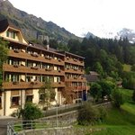 the perfect place to stay in Wengen!