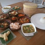 Indonesian Menu for 2 person