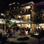 Ferragosto party at the hotel free for all guests
