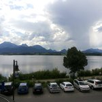 Photo de Hotel Am Hopfensee
