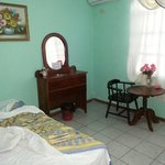 Our room at the mirador