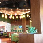 The Four Elements restaurant inside Twin Arrows Resort & Casino