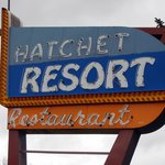 Hatchet Resort resmi