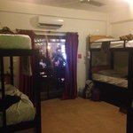 6 bed female dorm