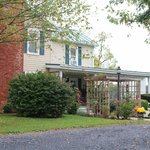 Φωτογραφία: Piney Hill Bed & Breakfast