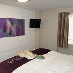 Premier Inn London King's Cross resmi