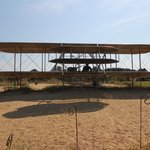Wright Brothers Sculpture