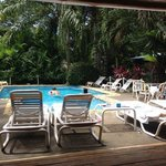 the zula inn pool...
