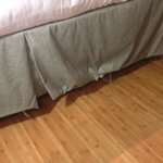 Torn Bed Skirt