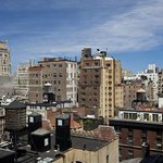 NYC City Scape View
