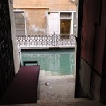 Hotel Back Door (Canal Entrance)