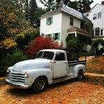 Active Duty 1950 Chevy Pick-Up
