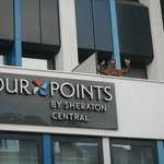 Four Points by Sheraton Munchen Central resmi