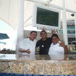 best bartenders EVER!!! Jimmy,Victor,Yovany