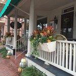 Fall at the Bistro