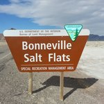 The Entrance to the Salt Flats