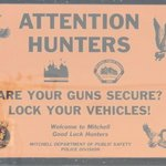 Hunters: Lock up your guns
