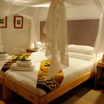 Our comfortable bedrooms, great linens