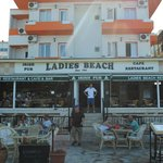 Ladies Beach Hotel Foto