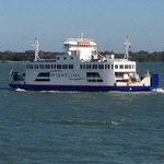IOW Ferry from Lymington