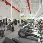 Sandos Playacar gym