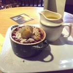 Apple and Berry Crumble!!!