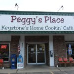 Peggy's place