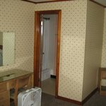 Motel room #2 bathroom
