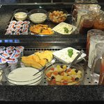 Detail Breakfast Buffet