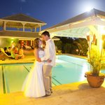 Destination weddings at Barefoot Cay
