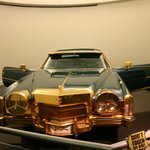 Gold Trim Caddy