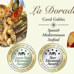 The Only Five Stars Spanish Restaurant in USA