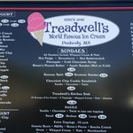 Treadwell's Ice Cream
